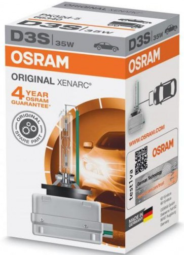Osram Xenarc D3S Xenon Lamp (66340)
