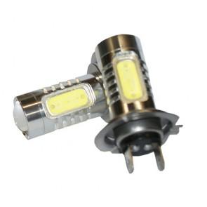 Pilot H7 COB High Power LED 12/24V