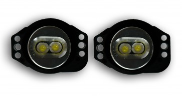 Cree LED Angel Eyes BMW 2005-2009  E90 E91 WIT 6W