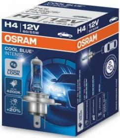Osram Cool Blue Intense H4 halogeen lamp (64193CBI)