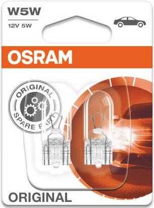 Osram W5W halogeen lamp (2825-02B)