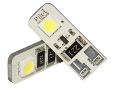 Pilot T10 / W5W CAN-BUS LEDs