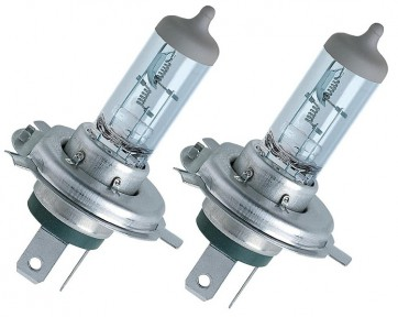 H4 Halogeen Lampen Set
