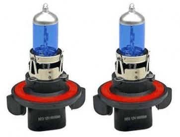 H13 XenonLook Lampen Set