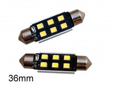LED Kenteken- en Binnenverlichting 36mm C5W set