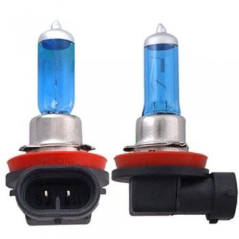 H8 Xenon Look Lampen Set