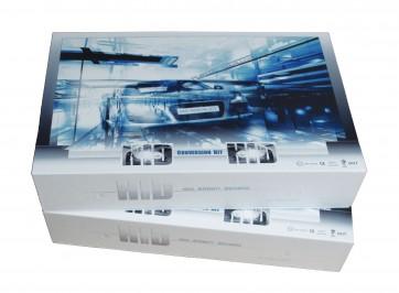 H7C Xenon Kit Slim Line (korte H7 lamp)