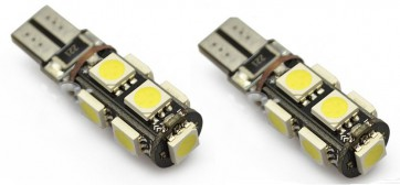T10 / W5W Stadslicht CAN-BUS LED set