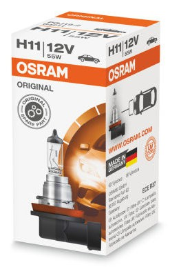 Osram H11 Halogeen Lamp (64211)