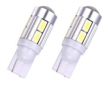 T10 / W5W Stadslicht LED set