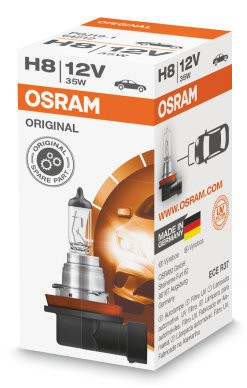 Osram H8 Halogeen lamp (64212)