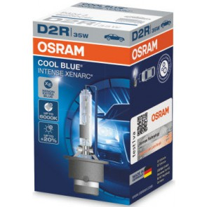 Osram (66250CBI) D2R Xenarc Cool Blue Intense