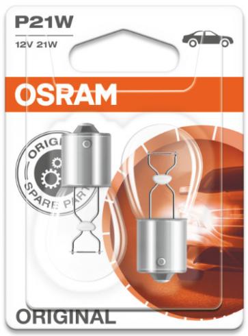 Osram BA15S/P21W