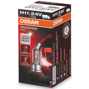 Osram H11 24V 70W TRUCKSTAR ® PRO (PGJ19-2)
