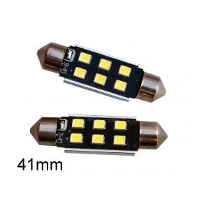 LED Kenteken- en Binnenverlichting 41mm C5W set