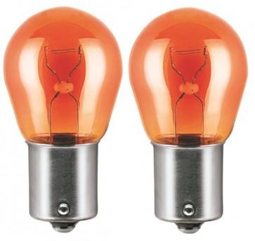 Osram PY21W/BAU15S Oranje SET