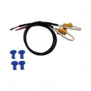 LED resistor kabels 5W