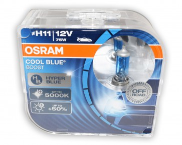 Osram Cool Blue Boost H11 (62211CBB-HCB)
