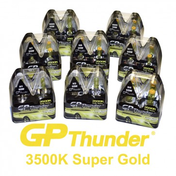 GP Thunder Golden Vision 3500K set