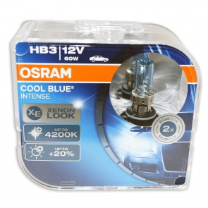 Osram Cool Blue Intense HB3 halogeen lamp (9005CBI-HCB)