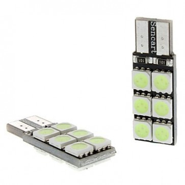 T10/ W5W CAN-BUS Kenteken- Binnenverlichting, etc.