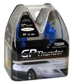 GP Thunder Xenon Look 7500K set