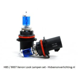 HB5 / 9007 XenonLook Lampen Set