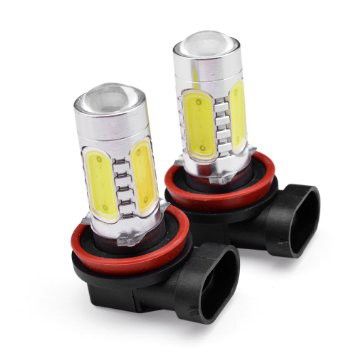 H8 Mistlamp COB LED set