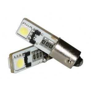 BAX9S 2-SMD CAN-BUS Bajonet LED