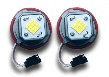 Cree 80w LED Angel Eyes E39-E53-E60-E61-E63-E64-E65-E66-E87-E83