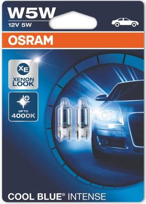 Osram Cool Blue Intense W5W Stadslichten (2825HCBI)