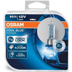 Osram Cool Blue Intense H11 halogeen lamp (64211CBI)
