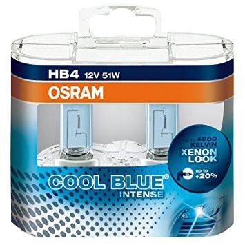 Osram Cool Blue Intense HB4 halogeen lamp (9006CBI-HCB)